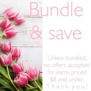 Other - Bundle to Save on Shipping multiple items 😁😁